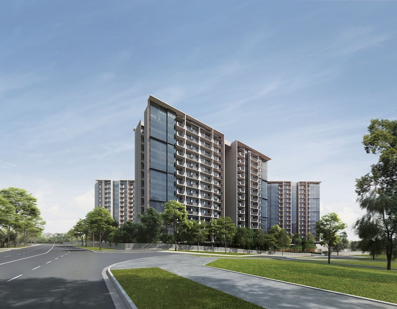 The Garden Residences By Keppel Land